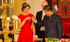 Kembridžo kunigaikštienė Catherine, Xi Jinpingas