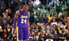 Kobe Bryantas USA Today Sports nuotr.