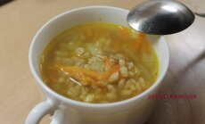 Sunku nebus: agurkinės sriubos receptas