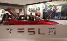 "Aiški ""Tesla Model 3"" kaina ir debiuto data"