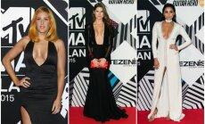 MTV apdovanojimų viešnios