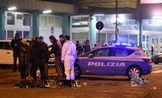Milane nušautas Berlyno mugės teroristas