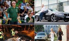 Rugpjūtį buvo populiariausios neįtikėtinos, bet tikros istorijos ir VP skyrybos