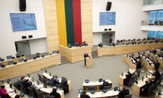 Lithuania's parliament - the Seimas