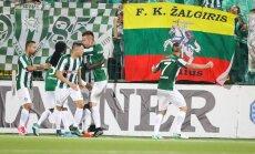 UEFA Čempionų lygos atranka: Žalgiris – Ludogorec