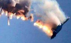 Turkija numušė Sirijos lėktuvą
