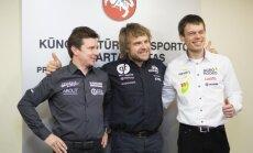 Antanas Juknevičius, Benediktas Vanagas ir Vaidotas Žala