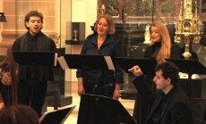 Canto Fiorito koncertas Bažnytinio paveldo muziejuje
