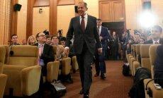 S. Lavrovas Rusjos ambasadoje Vašingtone