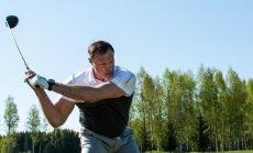 Virgilijus Alekna golfo aikštyne