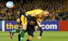 Futbolas: Australija - Japonija