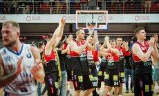 BC Lietuvos rytas after winning bronze