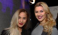 Milita Daikerytė (kairėje) ir Deimantė Andriuškaitė