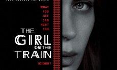 Mergina traukiny plakatas