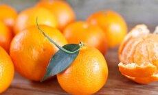 Oranžiniai Kalėdų skanėstai saugo nuo vėžio ir padeda lieknėti