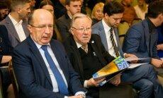Andrius Kubilius ir Vytautas Landsbergis