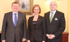 Narystės ES jubiliejaus proga susitiko visų Baltijos šalių teisingumo ministrai