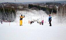 Liepkalnio žiemos slidinėjimo trasos