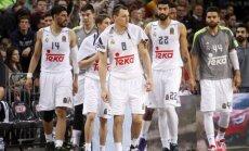Madrido Real krepšininkai