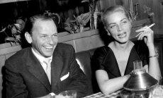 Frankas Sinatra, Lauren Bacall
