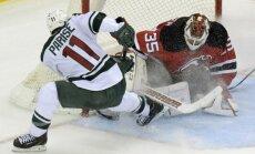 NHL: Wild -  Devils