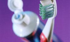 Dantų higiena, priežiūra, pasta, šepetėlis