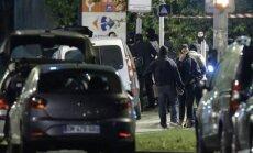 Prancūzijos policijos reidas