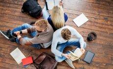 Nauja mada: investicijos į jaunimą