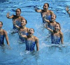 Rusijos moterų sinchroninio plaukimo komanda