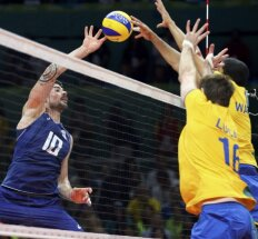 Tinklinis: Brazilija – Italija