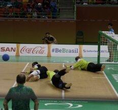 Trečia Rio parolimpiados diena: Lietuvos golbolo rinktinei – JAV iššūkis