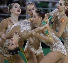 Rusijos moterų meninės gimnastikos komanda