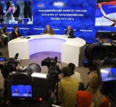 Rusijos parolimpinio komiteto prezidentas Vladimiras Lukinas