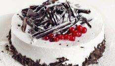 Kavos tortas su šokoladu