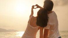 VALENTINO DIENOS KONKURSAS: padovanok mylimam žmogui nepamirštamą viešnagę pajūrio apartamentuose! Laimėtoja