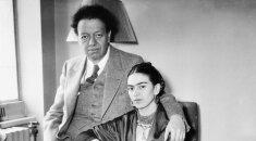 F. Kahlo gyvenimo aistros: dvi santuokos su tuo pačiu vyru ir meilė moterims