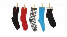 Netikėtas būdas, kaip galima panaudoti kojines