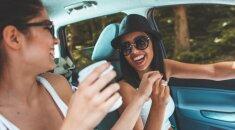Nepatikėsite: 11 beprotiškų dalykų, kuriuos žmonės daro vairuodami