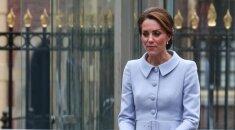 Be Williamo likusią K. Middleton ištiko panikos priepuolis?