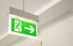Priešgaisrinės durys nuosavame būste: kokia klaida daroma dažniausiai