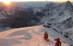 Į Everesto viršūnę galėsite pakilti ir namuose