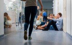 Keturioms Kauno mokykloms nurodyta sumažinti mokinių skaičių