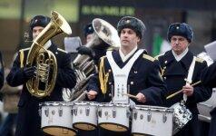 """Tai nutiko Rusijoje: kariniam orkestrui uždrausta groti """"Leningrad"""" dainas"""