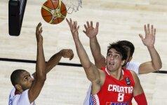D. Šaričius – geriausias Europos jaunasis krepšininkas, D. Sabonis – penktas