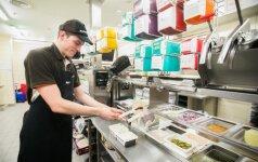 """""""McDonald's Lietuvoje ruošiasi darbuotojų stygiaus metui"""