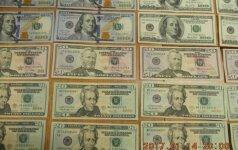 Prastai skaičiuojantys užsieniečiai pasienyje neteko pinigų