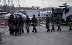 Turkijoje sulaikyti 6 asmenys, planavę teroro išpuolį Gegužės 1-ąją