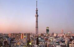Nedarbas Japonijoje sumažėjo iki žemiausio lygio per du dešimtmečius