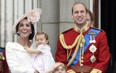 12 kartų, kai Kate ir Williamas pažeidė karališkąjį protokolą