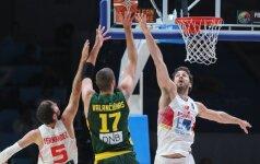 Ispanų žvaigždės trimituoja: Lietuva – amžina varžovė, bet Rio bus stipresnių